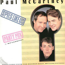 PAUL MCCARTNEY - Spies Like Us