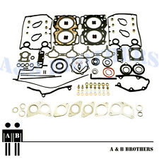 Fit 96-99 SF5 GC8 BD5 WRX EJ20G EJ20H Full Gasket Set MLS 1.60mm + Oil Pump Kit