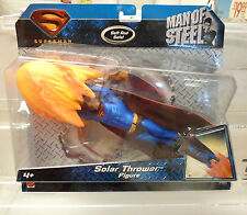 Man of Steel Superman Solar Thrower  Figure