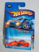Hot Wheels 2005 Rebel Rides Series #78 W-Oozie Kmart Flor Orange w/ MC3