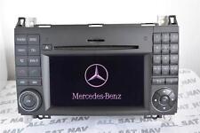 Mercedes Comand APS NTG2.5 W169 W245 A B class navigation system sat nav V14