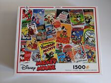 Ceaco Disney's Mickey Mouse Posters Puzzle 1500 Piece