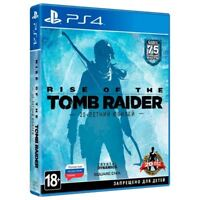 Rise of the Tomb Raider: 20 Year Celebration (PS4) Russian,Eng,Por,Fre,Spa,Ita