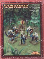 Warhammer Saurus Temple Guard Command - 88-16 - FACTORY SEALED GamesWorkshop OOP