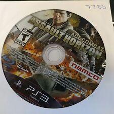 Ace Combat Assault Horizon (PS3) PLAYSTATION 3 DISC ONLY # 7255