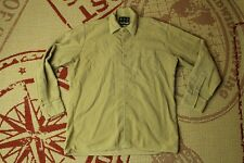 BARBOUR CASUAL CLASSIC MENS SHIRT LONG SLEEVE MADE IN ENGLAND ORIGINAL SIZE L