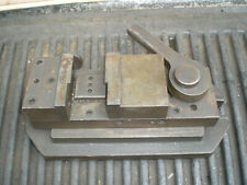 4 Lever Activated Milling Machine Vise