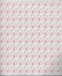 SCOTT #2175   RED  CLOUD   10 CENT   SHEET   MNH