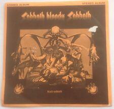 BLACK SABBATH [SABBATH BLOODY SABBATH] WARNER BROS S 2695 SUPER RARE MINI LP