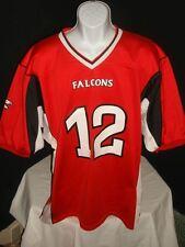Football Jersey Xl 46-48 Red Falcons by Teamwork