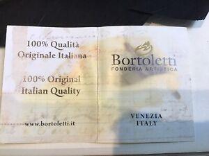 BORTOLETTI Italian Goose Quill Feather Pen & Ink Gift Set