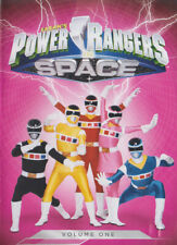 Power Rangers : In Space - Volume One New DVD