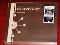 Eluveitie: Origins - Deluxe Edition CD + DVD Set 2014 Nuclear Blast Digipak NEW