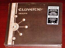 Eluveitie: Origins - Deluxe Edition CD + DVD Set 2014 Nuclear Blast Digipak NEW