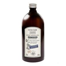 Black Liquid Soap - Lavender - 1 Litre - La Maison du Savon de Marseille
