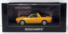 Véhicules miniatures sous boîte fermée pour Lancia