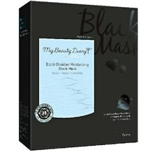 My Beauty Diary Black Obsidian Moisturising Mask - One box of 5 pieces