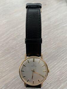 Certina 9k Gold Wrist Watch