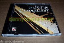 The Best of Piano by Candlelight Candle Light Time Life CD Carl Doy on Piano