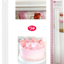 TALA Cake Ruler Essential Tool Cake Decoration Straight And Wavy Patterns 35cm