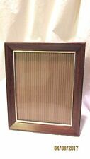 11 x 9 Photo Frame Brown Wood