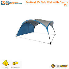 OZtrail Festival 15 Side Wall With Centre Zip