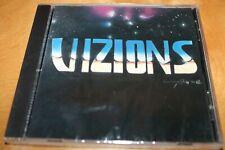 VIZIONS s/t CD AOR Melodic Rock INDIE Soren NIKKI CRUZE Journey FRICTION RARE MR
