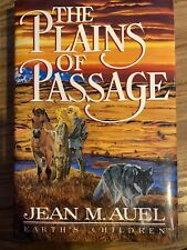 Earth's Children Ser.: The Plains of Passage by Jean M. Auel (1990....