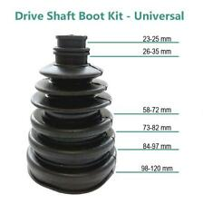 FOR Fiat Fiorino STRETCH CV BOOT KIT DRIVE SHAFT - NEW