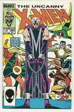 Uncanny X-Men 1985 #200 Very Fine/Near Mint Magneto