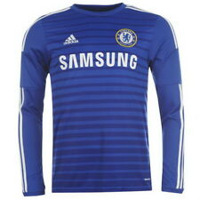 Chelsea Soccer Jersey Adidas Top Football Shirt Maglia Maillot Trikot NEW HM LS