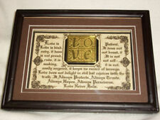 """New! Bible Verse Plaques/Signs """"LOVE NEVER FAILS"""" Christian,Valentines Gifts $35"""