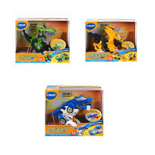 Switch & Go Action Crew Vehicles Cool Driver and Dinosaur Faces Assorted R1..