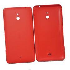 naranja rojo pila Carcasa Trasera para Nokia Lumia 1320 Original