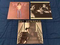 80s Rock Vinyl LP Lot John Cougar Mellencamp Uh-Huh Lonesome Jubilee Pat Benatar