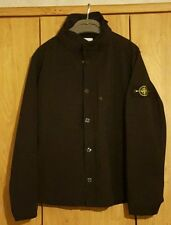 Stone Island Polyester Soft Shell Coats & Jackets for Men