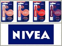 Nivea Crayon Lipstick Color Lip Balm Long Lasting Moisture Intensive Oil Free