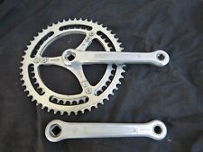 CAMPAGNOLO GRAND SPORT CRANK SET ROAD VINTAGE BICYCLE 3 PIN