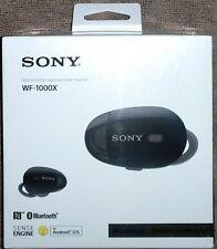 Sony Premium Noise Cancelling True Wireless Headphones WF-1000X (Black) Oz Stock