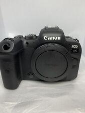 Canon EOS R6 Full-Frame Mirrorless Camera 4K Video, Full-Frame CMOS Senor, BODY