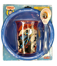 Thomas the Tank Engine Kids Breakfast Set (Bowl, Spoon And Cup)