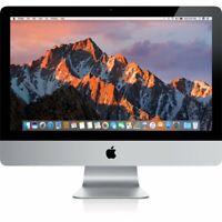 Apple iMac 21.5'' 8GB High Sierra 120GB SSD i5 2.5ghz A1311 12 Months Warranty