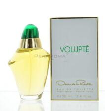 Volupte By Oscar De La Renta For Women   Eau De Toilette 3.4 OZ 100 ML Spray