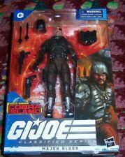 Hasbro GI Joe Classified Series: Cobra Island Major Bludd