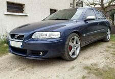 Für Volvo S60R V70R Front Spoiler Lippe Frontschürze Frontlippe Frontansatz R