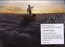 """PINK FLOYD """"The Endless River"""" 18 Track Doppel VINYL + 16 Page Booklet + Downloa"""