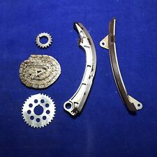 1997 - 2000 TOYOTA COROLLA OEM TIMING CHAIN WITH CRANKSHAFT SPROCKET AND GUIDES