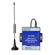 GSM 2G RTU SMS REMOTE CONTROLLER FOR AUTO WATER LEVEL MONITOR ALARM SYSTEM _GG
