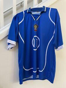 Russia KERZHAKOV #11 Shirt Jersey Football Soccer Size: XXXL