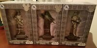 Disney D23 Expo Exclusive 3 Star Wars Stormtrooper Die-Cast Figures LE 500 NEW